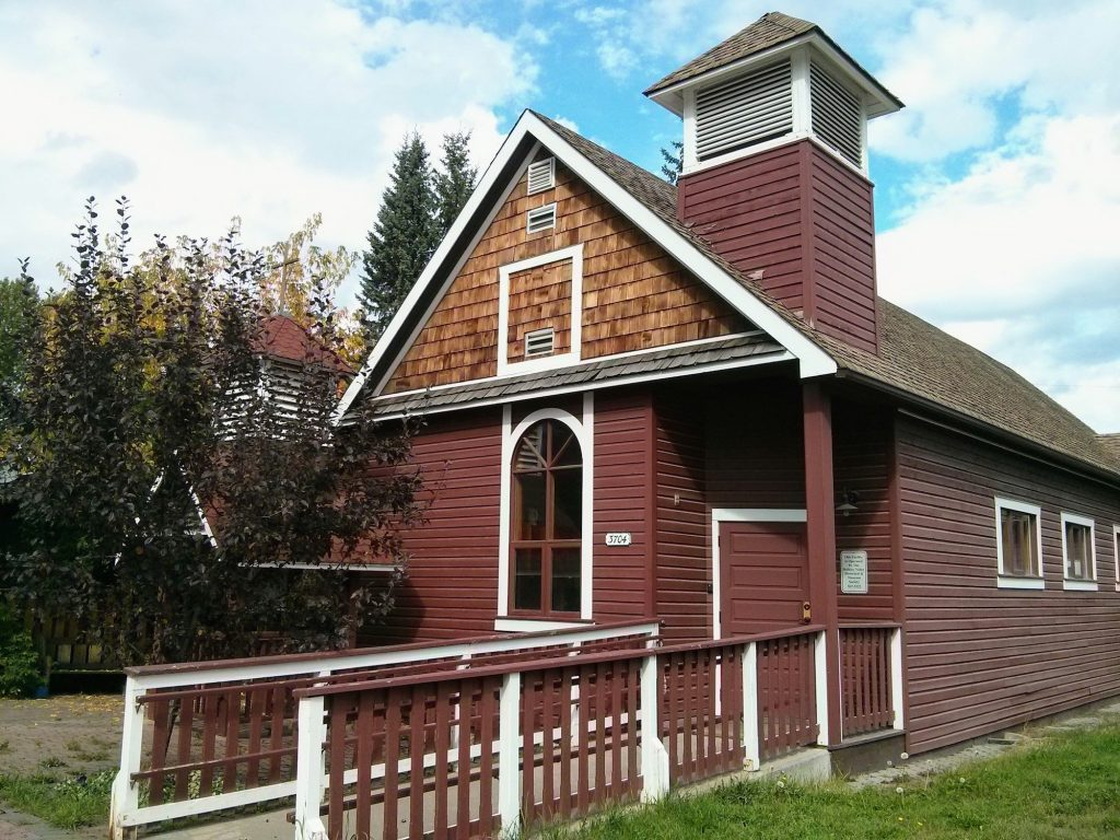 Book the Old Church in Smithers, BC